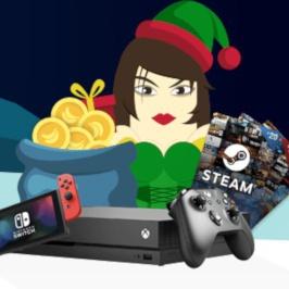 Het Kerst Event is terug!