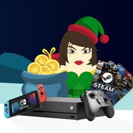 Het kerst event is voorbij!