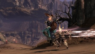 Blade and Soul screenshot4
