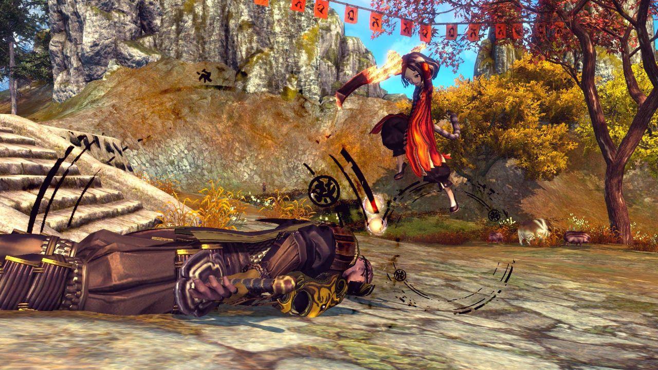 Blade And Soul Voll Durchstarten Quest