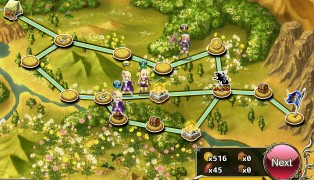 Flower Knight Girl screenshot3