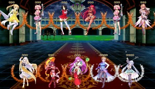 Flower Knight Girl screenshot10