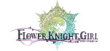 Flower Knight Girl logo
