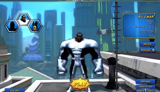 Champions Online screenshot1