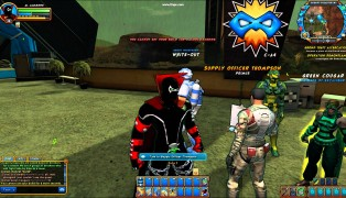 Champions Online screenshot7