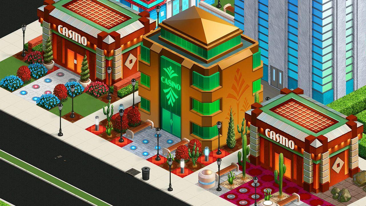 CasinoRPG - Free Casino MMORPG