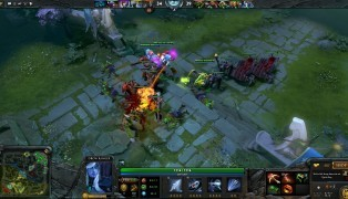DOTA 2 screenshot2