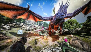 ARK: Survival Evolved (B2P) screenshot8