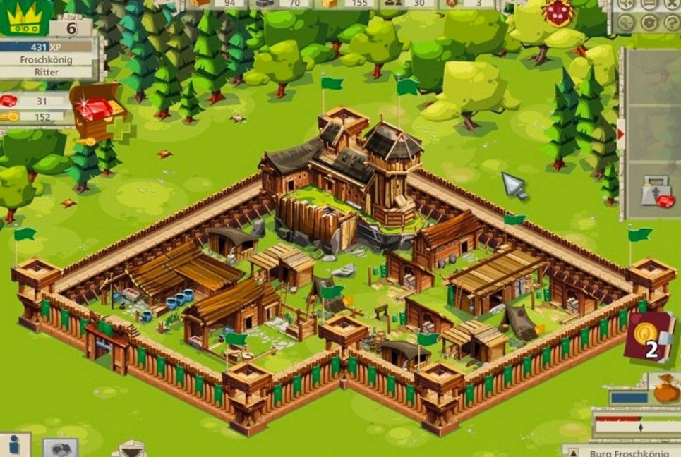 Play Goodgame Empire, finish quests and get rewards Goodgame Empire