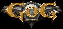 God of Gods logo