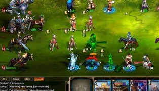 Kings and Legends screenshot1
