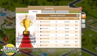 Tennis Mania screenshot4