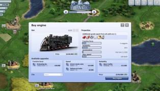Rail Nation screenshot2