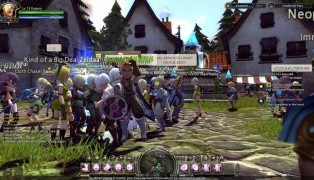 Dragon Nest screenshot3