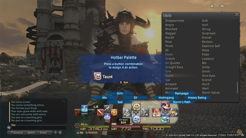 Play Final Fantasy XIV (B2P), finish quests and get rewards😻