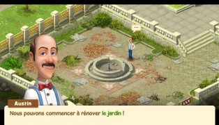 Gardenscapes screenshot1