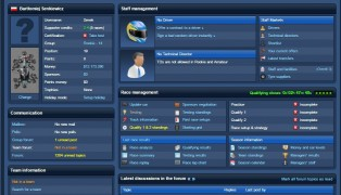 Grand Prix Racing Online screenshot1