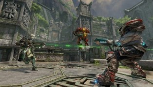Quake Champions screenshot1