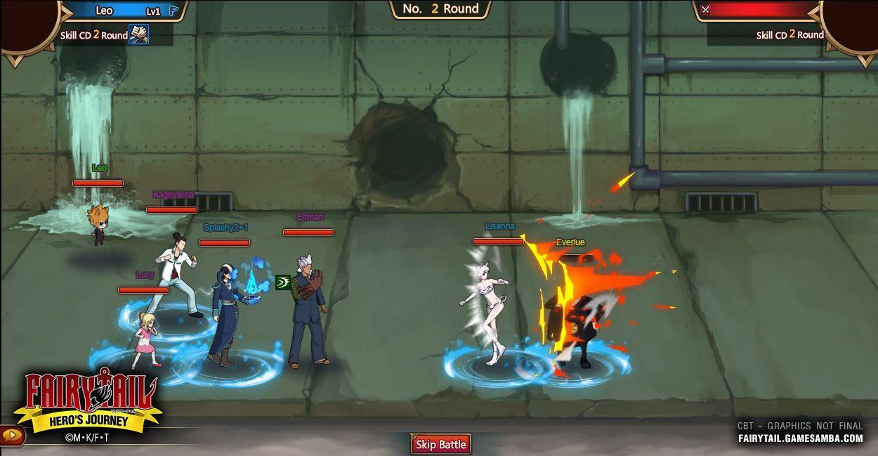 Fairy Tail Online Schauen