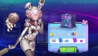 Cosmic Shock League screenshot1