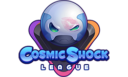 Cosmic Shock League logo