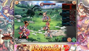 Kamihime PROJECT R screenshot10