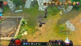 Rise of Dragons screenshot2