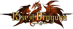 Rise of Dragons logo