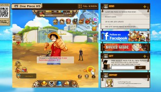 One Piece H5 screenshot1
