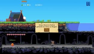 Castle Woodwarf 2 screenshot1