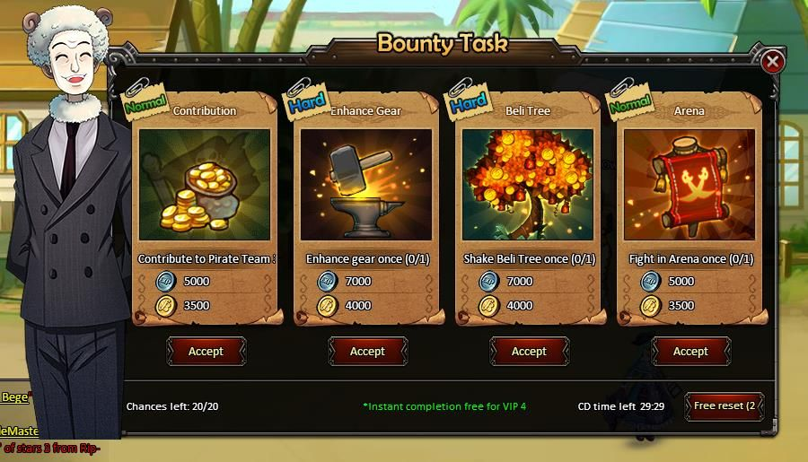 e665c08bb34 Play OnePiece 2 - Pirate Kings, finish quests and get rewards😻