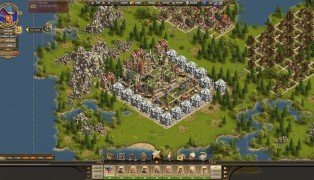 The Settlers Online screenshot2