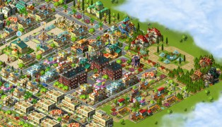 Rising Cities screenshot3