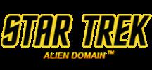 Star Trek: Alien Domain logo