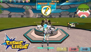 Cosmic League screenshot5