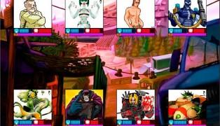 Urban Rivals screenshot1