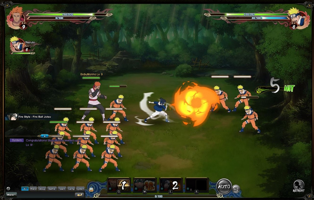 Is it worth playing? (Naruto Online Review) Naruto Online