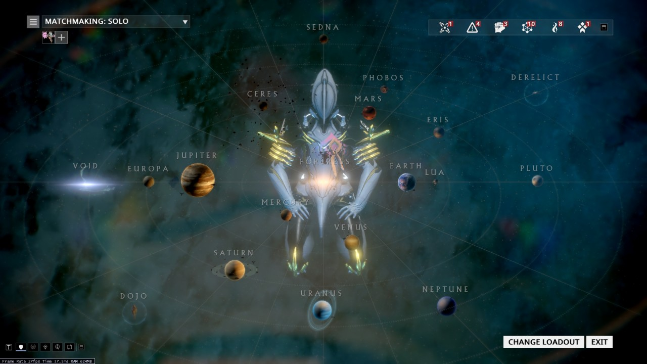 I thought Destiny was confusing, but Warframe is as confusing if not more.
