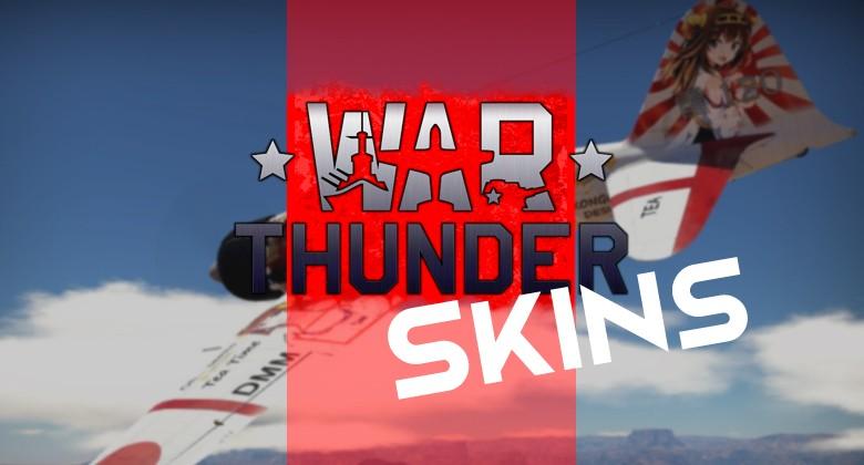 War Thunder Skins Bananatic
