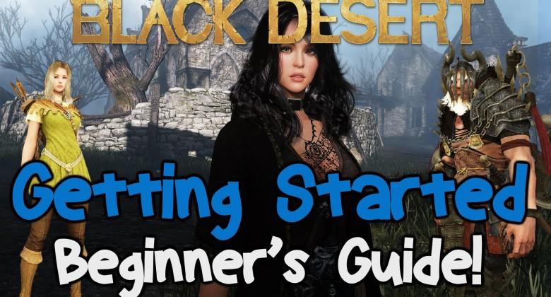 Black Desert Online: Beginners Node Guide   Bananatic