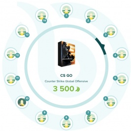 Bananabet - bet on the prizes!