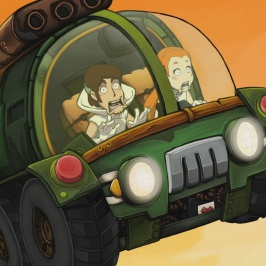 Deponia: The Complete Journey new game in giveaway!!