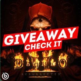 Diablo II - Giveaway
