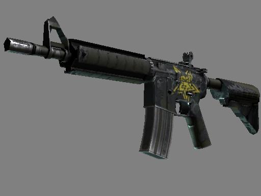 "StatTrakâ""¢ M4A4 | Zirka za darmo"
