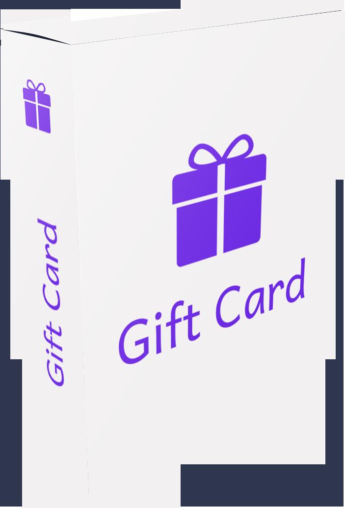 Choosable Gift Card $15 za darmo