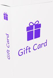 Choosable Gift Card 10 AUD za darmo
