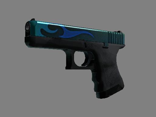 StatTrak™ Glock-18   Bunsen Burner za darmo