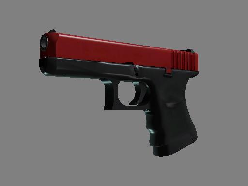 Glock-18   Candy Apple za darmo