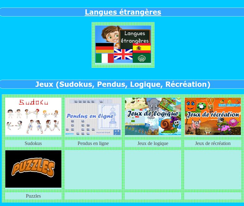 Des jeux éducatifs en ligne et gratuits ! | Bananatic