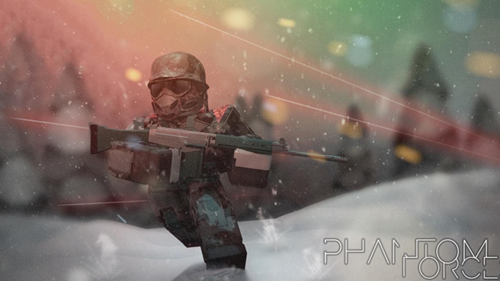 Roblox Phantom Forces Bananatic